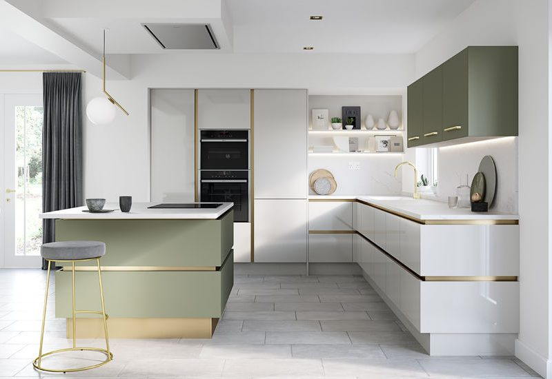 bespoke kitchen  fitted bedrooms in telford whitchurch