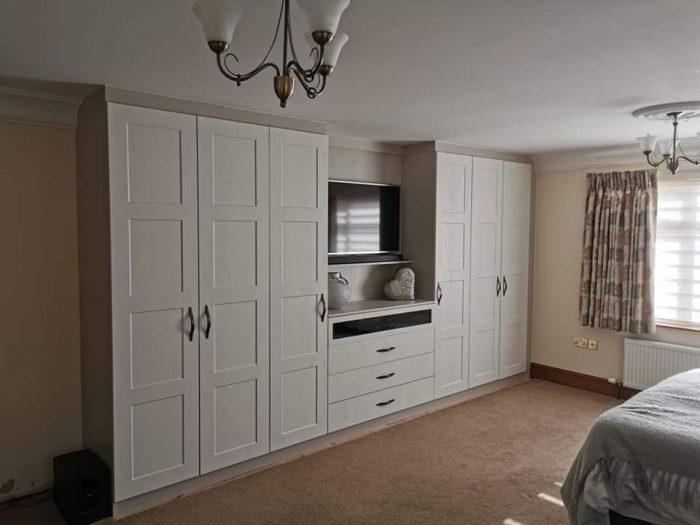 Ironbridge Interiors Bedroom Install