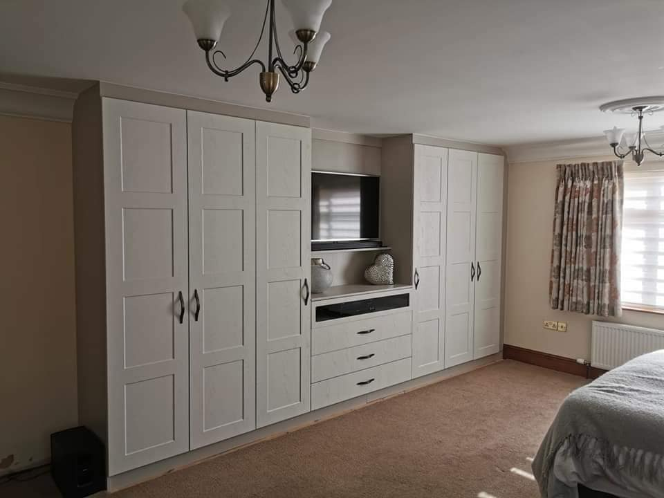 Ironbridge Interiors Bedroom Install